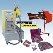 Body shop equipment