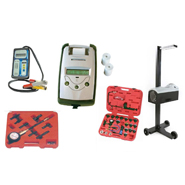 Electric and testing tool