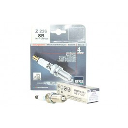 Spark Plug Kit CITROEN C3 (1.6 cc.) 00 - 04