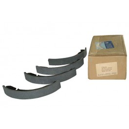 Brake Pad Set PEUGEOT 204 68 - 77 Rear
