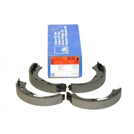 Brake Shoe Set, Parking Brake MERCEDES W123 76 - 85