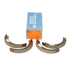 Brake Shoe Set, Parking Brake MERCEDES W201 82 - 93