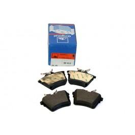 Brake Pad Set PEUGEOT 607 00 -  Front