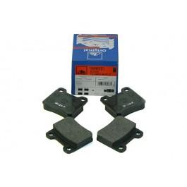 Brake Pad Set MERCEDES W201 82 - 93 Rear