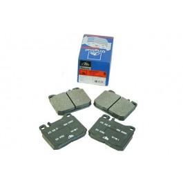 Brake Pad Set MERCEDES W123 76 - 85 Front