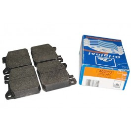 Brake Pad Set MERCEDES W140 (S400, S500, S600) 91 -98
