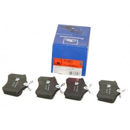 Brake Pad Set SKODA OCTAVIA  Rear