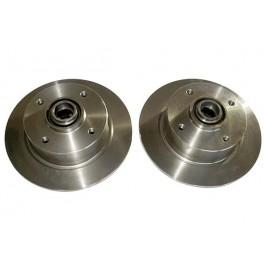 Brake Disc VOLKSWAGEN KAEFER 1303 54 - 81 Front