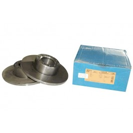 Brake Disc MERCEDES W115 68 - 76