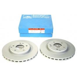 Brake Disc MERCEDES W203 00 - 04 Front