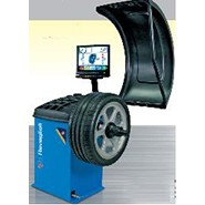 Electronic  Wheel Balancer With LCD Display 19""