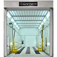 Spray Booth For Truks And Buses 15X5.5X5m